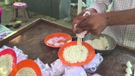 Amazing Kitchen Tool Showcased By Talented Street Vendor  Indian Snacks Maker