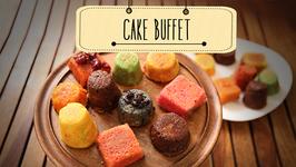 Cake Buffet  Diwali Special Dessert Recipe  Beat Batter Bake With Priyanka