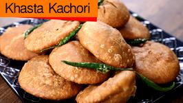 Khasta Kachori Recipe  Moong Dal Khasta Kachori   The Bombay Chef - Varun Inamdar
