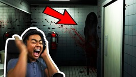 GHOST CAUGHT IN BATHROOM - Sophie's Curse