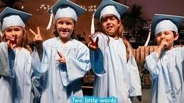 Graduation Song for Preschool, Thank you song for Kindergarten with lyrics