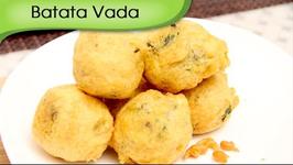 Batata Vada  Potato Dumplings  Mumbai Street Food  Indian Fast Food Recipe by Ruchi Bharani