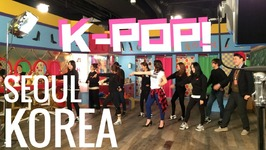 Seoul, South Korea - Becoming a K-Pop Star For A Day
