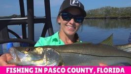 Florida Travel - Fishing Pasco County, Dining at Whiskey River