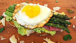 Breakfast Recipe-Ultimate Avocado Toast