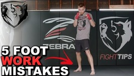5 Common Footwork Mistakes in Boxing