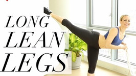How To Get Dancer Legs - 4 Exercises For Long Lean Legs