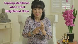 Tapping Meditation For My Heightened Stress And Anxiety