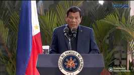 Duterte Confirms Martial Rule in Mindanao Region Following Marawi Clashes