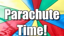 Parachute Play Song for Children, Kids and Baby - It's Parachute Time
