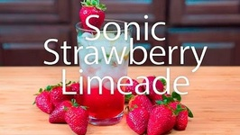 Sonic Strawberry Limeade