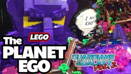 LEGO Guardians of the Galaxy Vol - 2 The Planet EGO