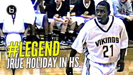 Jrue Holiday Was A Legend In High School Up 70 Points By End Of 3rd Quarter And Near Triple Double