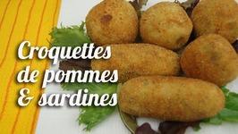 Croquettes De Pommes Et Sardines