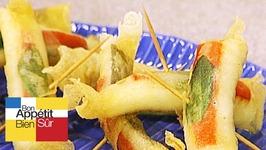 Merlan préparé en papillote croustillante, crème légère d'avocat au piment doux