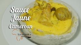 Sauce Jaune (Cameroun)