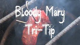 Bloody Mary Tri-Tip Recipe on the Pit Barrel Cooker