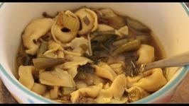 SoupSausage Tortellini Soup