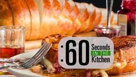 New Hampshire Maple Monte Cristo Sandwich