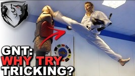 Why You Should Give Tricking a Try - Ginger Ninja Trickster