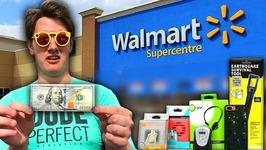 Weird Walmart Tech for 100