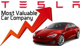 Tesla Now the Most Valuable Car Company in the US - Why