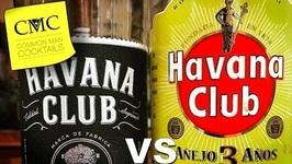 Havana Club Vs. Havana Club- The Rum War With Blind Taste Test  Who Wins?