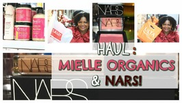 Saw Mielle Organics On Wendy Williams Haul - Some Funny Moments While Shopping