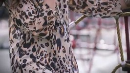 How To Wear Animal Print - Leopard and Zebra That Flatter