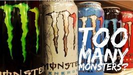 My OCD - How Many Monsters Do I Drink