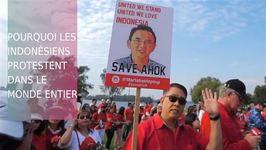 Les Indonésiens indignés par la condamnation d'Ahok