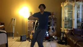 This Man Dances Wherever He Damn Well Likes