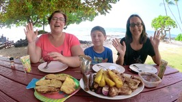 BBQ Chicken  Gay Family Mukbang - Eating Show