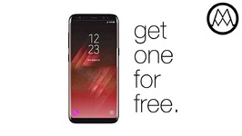 Samsung Galaxy S8 and S8 Plus Free Giveaway 2017