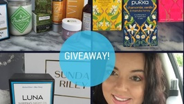 My Night Routine And Beauty And Skincare Giveaway