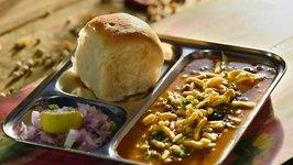 Mumbai Misal Pav Recipe  How To Make Misal Pav