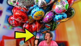 How Many Balloons To Make a iPhone 7 Fly