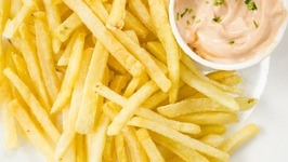 French Fries  How To Make Perfect Restaurant Style Indian Potato French Fries At Home