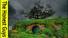 Guided Sleep Meditation - Shelter In The Hobbit Shire