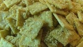 Italian Seasoned Saltine Minis