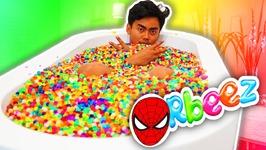 ORBEEZ BATH CHALLENGE