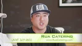 Hawaiian Grown TV - Hamachi - RUA Catering - Segment 4