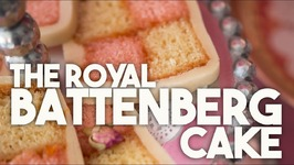 Battenberg - British Royal Cake