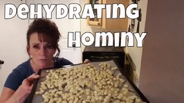 Dehydrating Pasta And Hominy