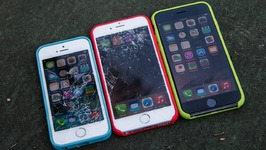 Phone 6 Drop Test With Apple Cases