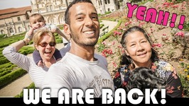 WE ARE BACK IN ACTION - REUPLOAD - FAMILY VLOGGERS DAILY VLOG