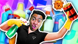 EXTREME CLEANING WITH DYNAMITE - Breach and Clean