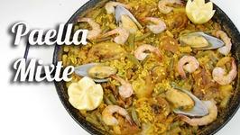 Paella Mixte