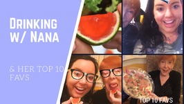 Watermelon Jello Shots  Drinking With Nana And Her Top 10 Favorites