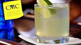 G And T Mondays-Cilantro Lime Gin And Tonic  Easy Gin Drinks